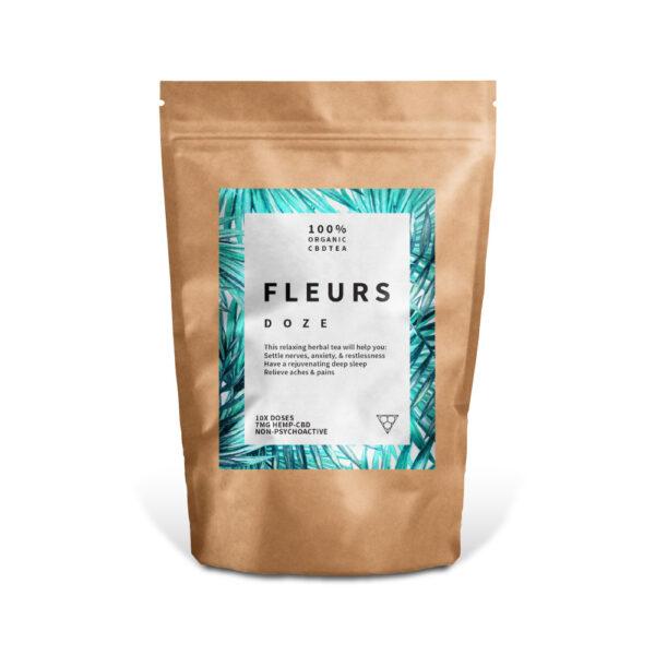 Fleurs CBD Tea Doze, CBD Cargo. Order CBD Online, Canada-Wide